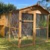 Somerzby Homestead Chicken Coop