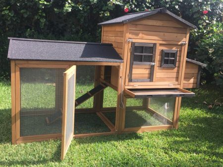 Super Deluxe Mansion for chickens