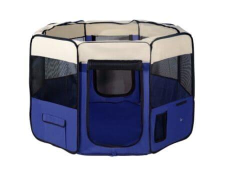 XL Blue Playpen