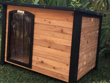 Dog Kennel - Extra Large, Heavy Duty Timber