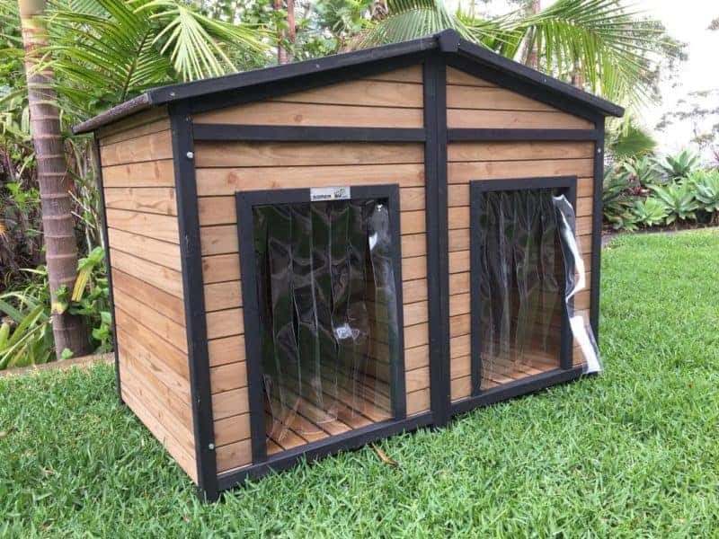 Dog Kennel Extra Large Suits Two Dogs Or 1 Large Breed