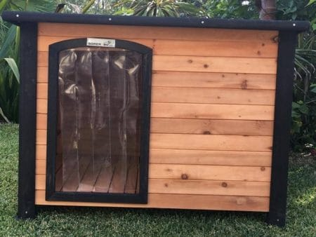 Dog Kennel - Extra Large Timber