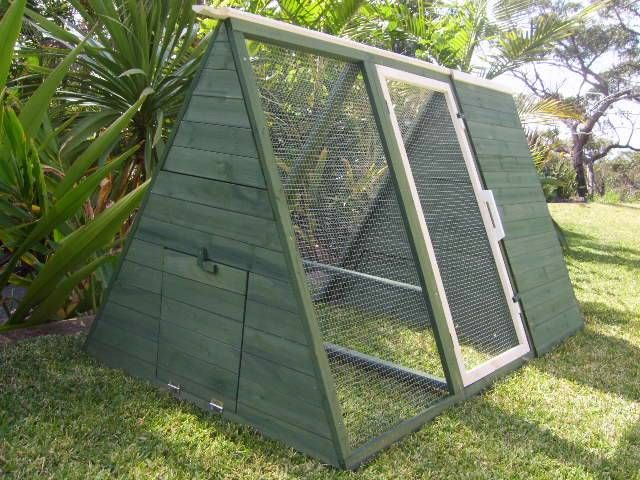 Lodge Chicken Coop