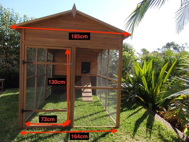 Somerzby Catio dimensions