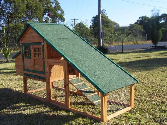Chalet Guinea pig hutch