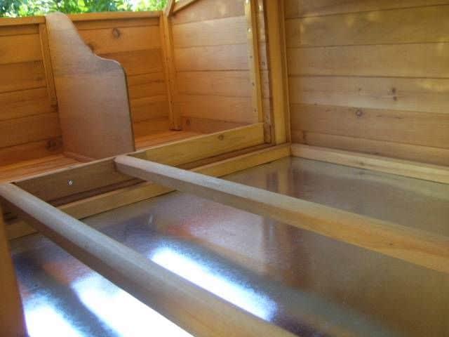 wooden build