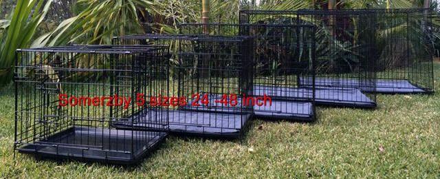 pet crates sizes