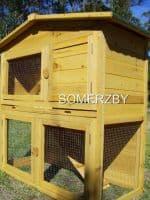 villa guinea pig hutch
