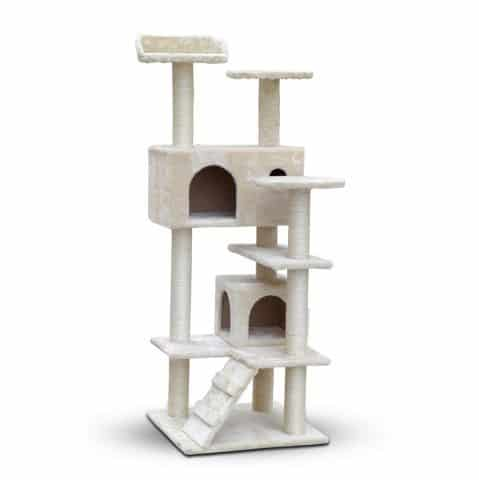 Castle Cat Scratching post