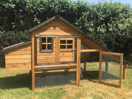 Chalet Rabbit Hutch
