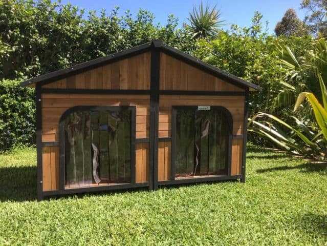 The grand dog kennel