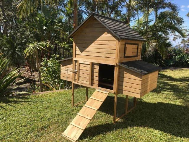 Cabana Chicken Coop