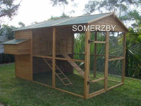 Guinea Pig homestead hutch