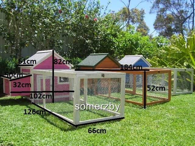 Somerzby cottage dimensions