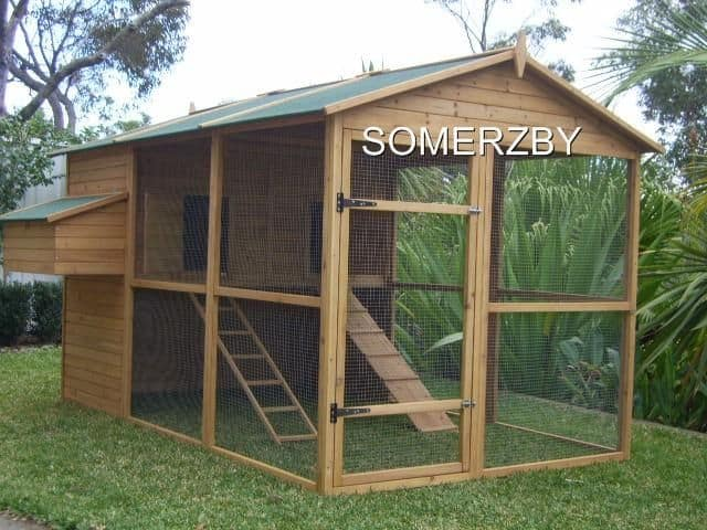 Somerzby Rabbit Hutch
