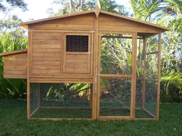 Large Manor Chicken Coop
