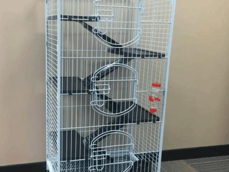 Premium Ferret Cage - The Lucy