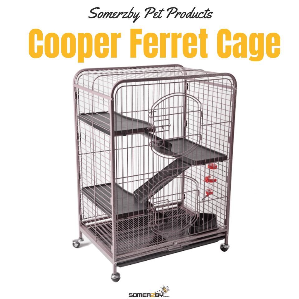 Cooper Ferret Cage