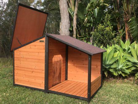 Premium Wooden Build