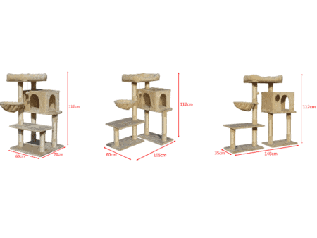 Ashley Cat Tower Specifications